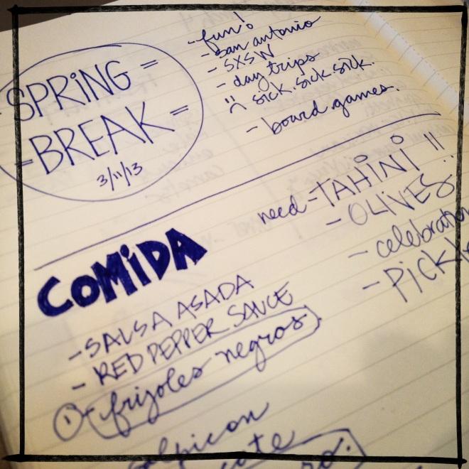 a week of ingredients - march 11, 2013   aneelee.wordpress.com