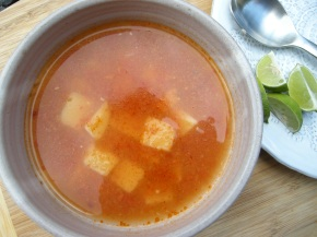 caldo de papa (mexican potato soup)