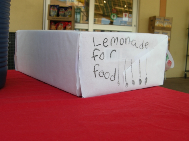 lemonade for food 2013 | lemonade for food 2013 |aneelee.wordpress.com