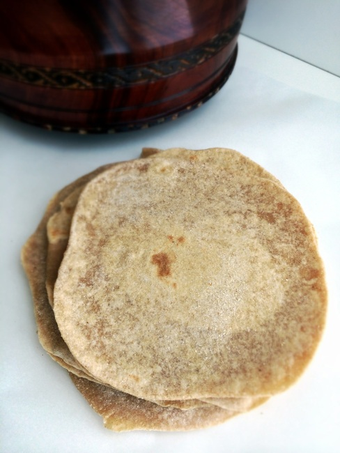 homemade tortillas | aneelee.wordpress.com
