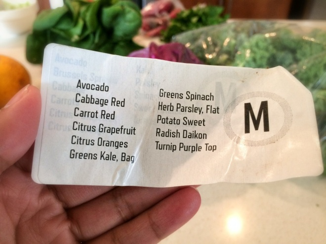 we have vegetables | aneelee.wordpress.com