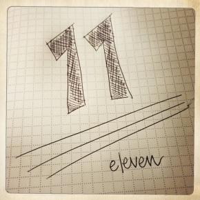 eleven tomorrow