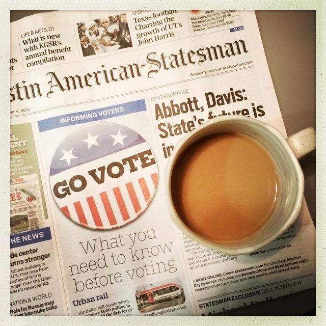 go vote | aneelee.com